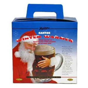 "Пивной экстракт Muntons Premium Gold ""Santa's Winter Warmer"" 3,6 кг."