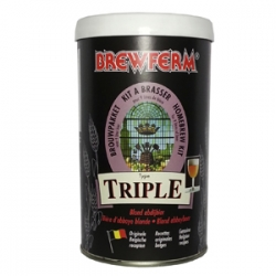 """Пивной экстракт Brewferm """"Triple"""" 1,5 кг"""
