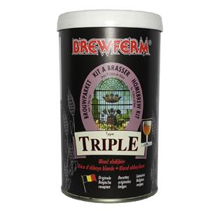 Пивной экстракт Brewferm  Triple 1,5 кг