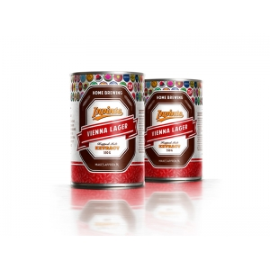 """Пивной экстракт Inpinto """"Vienna Lager"""" 1,1 кг"""