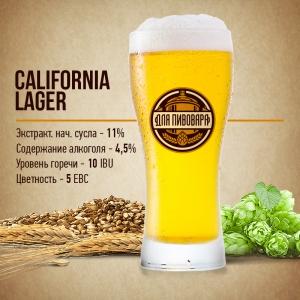 Калифорния лагер  (20 литров)
