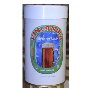 Пивной экстракт Finlandia Winter Beer  Темное 1,5 кг.